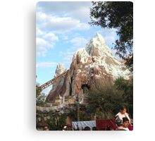 Everest!  Canvas Print