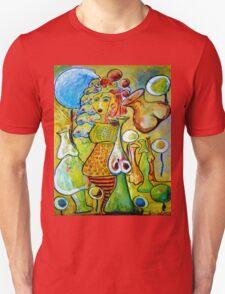 Tesla's Nightmare T-Shirt
