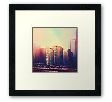 Buffalo. Framed Print