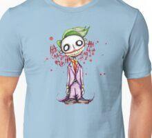 Evil Laughing Clown Unisex T-Shirt