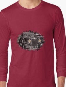 One Cool 1935 Dodge Pickup Long Sleeve T-Shirt