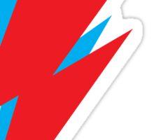 Ziggy Stardust - Bolt Sticker