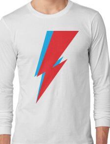 Ziggy Stardust - Bolt Long Sleeve T-Shirt