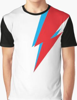 Ziggy Stardust - Bolt Graphic T-Shirt