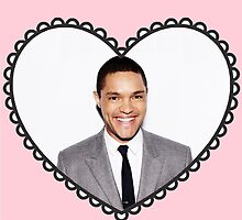 trevor noah heart by wendyrodgers