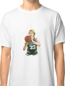 larry legend bird Classic T-Shirt