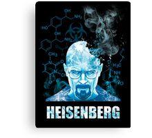 Heisenberg Blue Crystal by Yakei Canvas Print