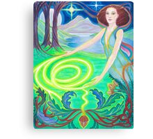Spirit Guide ~ Antarra Canvas Print