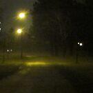 One foggy night by MarianBendeth