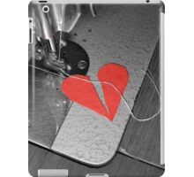 never ending love concept iPad Case/Skin