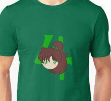 Sailor Jupiter Makoto Kino Chibi Head Unisex T-Shirt