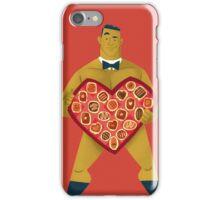 Spicy Chocolate Valentine iPhone Case/Skin