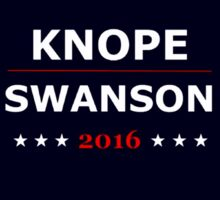 Knope And Swanson 2016 Sticker