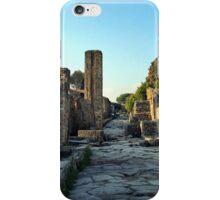 Pompeii Street iPhone Case/Skin