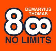 DEMARYIUS THOMAS, NO LIMITS by Scott Larson