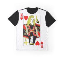 MDNA Card - BAD Graphic T-Shirt