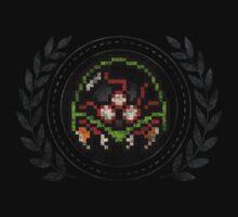 Metroid - Sprite Badge by garudoh