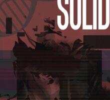 Solid - Metal Gear Sticker