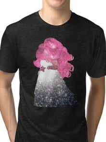 Rose Quartz Tri-blend T-Shirt