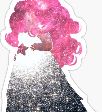 Rose Quartz Sticker