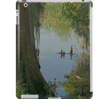 Hardwood Swamp iPad Case/Skin