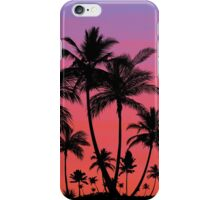 Tropical Palm Tree Sunset // Leggings, Skirt, Scarf, Duvet iPhone Case/Skin