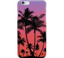 Tropical Palm Tree Sunset // Leggings, Skirt, Scarf, Duvet iPhone Case/Skin