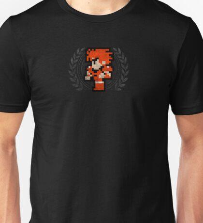 Fighter - Sprite Badge Unisex T-Shirt