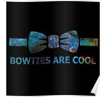 galactic bowtie Poster
