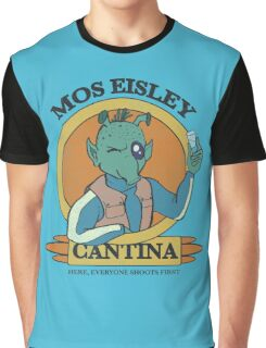 Mos Eisley Cantina Graphic T-Shirt