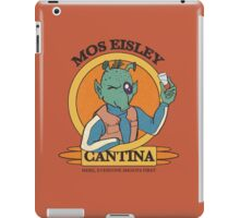 Mos Eisley Cantina iPad Case/Skin
