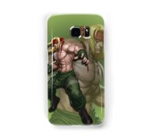 Alex Street Fighter III Phone Case Samsung Galaxy Case/Skin