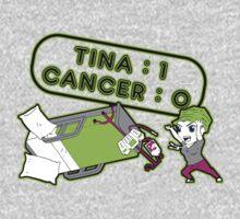 Tina Cancer Score Baby Tee