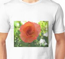 A touch of persimmon Unisex T-Shirt