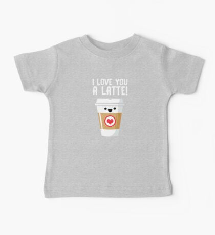 Latte Love Baby Tee