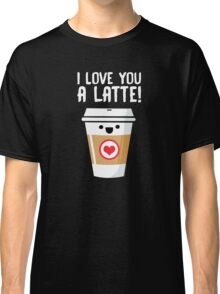 Latte Love Classic T-Shirt
