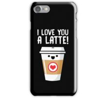 Latte Love iPhone Case/Skin