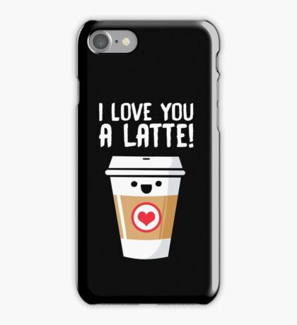 Latte Love iPhone Case/Skin