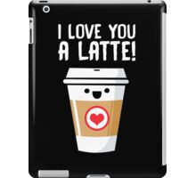 Latte Love iPad Case/Skin