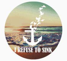I refuse to sink! by RolandoR
