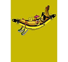 banana hammock Photographic Print