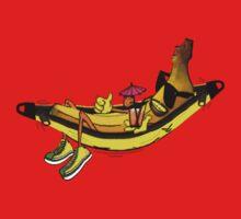 banana hammock One Piece - Long Sleeve