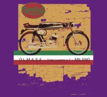 mondial cafe racer by dennis william gaylor