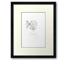 #thewidgetproject 11 Framed Print