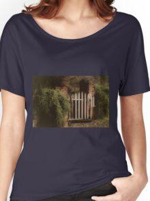 Garden Gate Women's Relaxed Fit T-Shirt