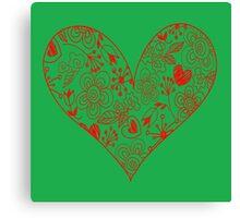 Valentine 01 Canvas Print