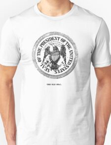 seal of the president of the united states Unisex T-Shirt