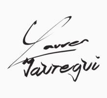 Lauren Jauregui Signature - Black Text by INEFFABLE Designs