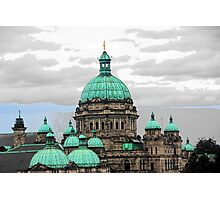 Parliament Domes Photographic Print
