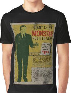 MONSTER PRESIDENTS Graphic T-Shirt